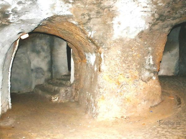 Znojmo - historické podzemí