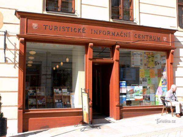 Znojmo - Turistické informační centrum