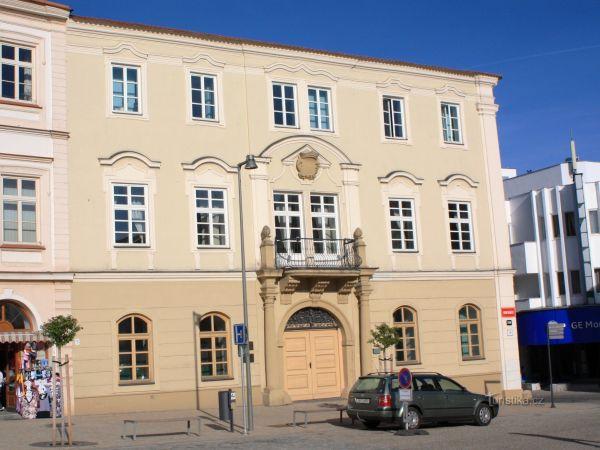 Znojmo - Ugartův palác
