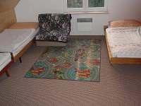 patro - 4 lůžkový pokoj vpravo