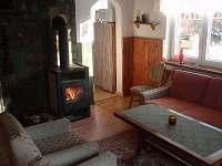 přízemí - obývací pokoj