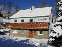 Penzion na horách - zimní dovolená Lipová - lázně