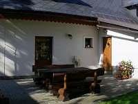 Posezení - ubytování Petříkov