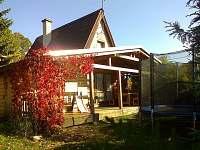 Chata Vlčák - chata ubytování Bludov - 2