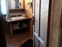 Koupelna ,se saunou 1.patro