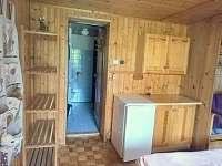 koupelna v přízemí se sprchou - Horní Lipová