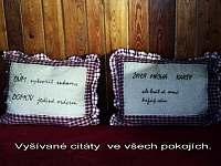 Krásné polštáře - Horní Lipová