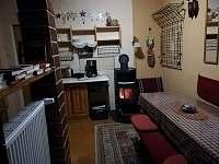 STUDENÁ KUCHYŇ - apartmán ubytování Dolní Lipová