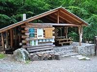 Lesní bar jen 2,5km