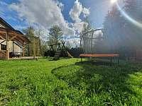 Zahrada - chata k pronájmu Kunčice