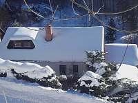 Chalupa k pronájmu - zimní dovolená Bukovice u Velkých Losin