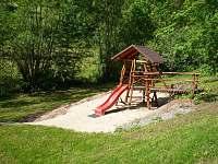 domeček pro děti - Bukovice u Velkých Losin