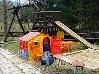 Dětské hřiště - Petříkov
