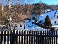 Chalupa k pronájmu - zimní dovolená Světlá Hora - Suchá rudná