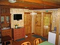 salon domek numer 4 - chata k pronájmu Zlaté Hory