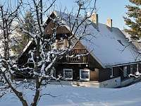 ubytování Hynčice nad Moravou na chalupě