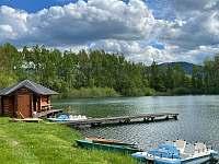 Chalupa nad Jezerem - chalupa - 17 Písečná