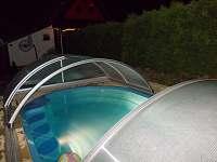 bazén  u roubenky