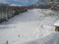 lyžování ve Štědrákove Lhotě