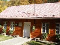 Chata k pronajmutí - dovolená Svitavsko rekreace Hostice