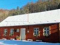 Chata k pronajmutí - okolí Bludova