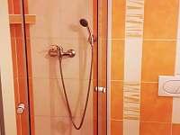 koupelna č.2 v přízemí u dvojlůžkového pokoje - Hostice