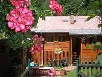ubytování na chatě k pronájmu Hostice