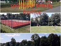 Sportovní areál Hostice -
