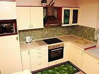 kuchyň - Malá Morávka - Karlov