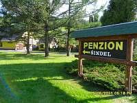 PENZION ŠINDEL - penzion - 5 Lipová-lázně