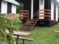 Chatky ubytování v obci Svébohov