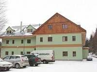 ubytování Lyžařský areál Annaberg- Suchá Rudná v apartmánu na horách - Karlov pod Pradědem