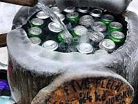 Lesní bar - chata k pronajmutí Jeseník - Dětřichov
