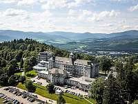 Priessnitzovy léčebné lázně Jeseník -