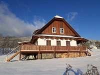 ubytování na Ústeckoorlicku Chalupa k pronajmutí - Mala Morava - Vysoká