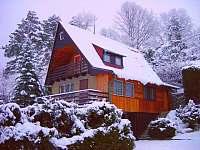 ubytování Ski areál Panorama - Štědrákova Lhota na chatě k pronajmutí - Bludov