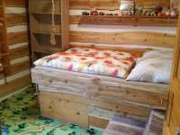 BYT - Dětský pokoj - chata k pronájmu Malá Morávka