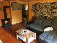 Miniapartmánek 1+kk+infra sauna - chalupa k pronájmu Jeseník