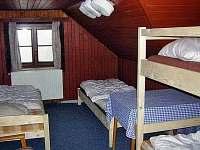 pokoj na chatě Smrčník