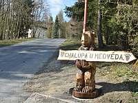 Chalupa U medvěda - ubytování Malá Morávka - Karlov pod Pradědem