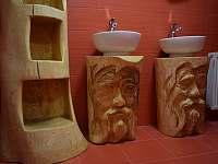 koupelna - Malá Morávka - Karlov pod Pradědem