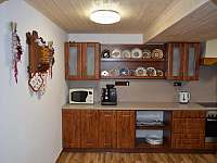 kuchyň - chalupa k pronajmutí Malá Morávka - Karlov pod Pradědem