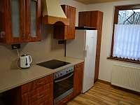 kuchyň - Malá Morávka - Karlov pod Pradědem