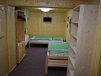 ložnice - chalupa k pronájmu Malá Morávka - Karlov pod Pradědem