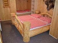 ložnice - pronájem chalupy Malá Morávka - Karlov pod Pradědem