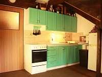 Kuchyňský kout apartmán 1 -