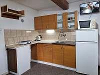Kuchyňský kout - apartmán 2 -