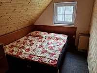 Ložnice - apartmán 1 - Kouty nad Desnou