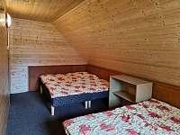 Ložnice - apartmán 1 - chata k pronájmu Kouty nad Desnou