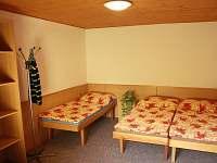 Ložnice - apartmán 2 (4 postele) - pronájem chaty Kouty nad Desnou